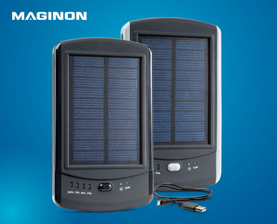 Mini Kühlschrank Hofer : Hofer maginon solar powerbank im angebot ab