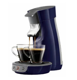 Philips Senseo HD 6561 70 Viva Cafe Kaffeepadmaschine
