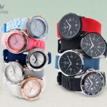 Sempre Colour Watch Armbanduhren • Hofer Angebot
