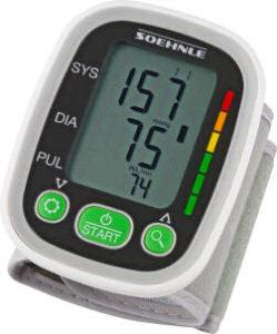 Soehnle Systo Monitor 100 Handgelenk-Blutdruckmessgerät