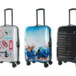 Topmove Hartschalen-Koffer für 39,99€ bei Lidl