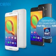 Alcatel A3 Smartphone im Hofer Angebot ab 19.7.2018