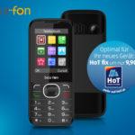 Hofer 26.7.2018: BeaFon C130 Mobiltelefon im Angebot