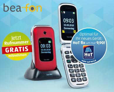 BeaFon SL590 Mobiltelefon
