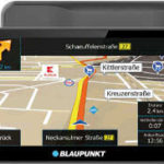 Blaupunkt TP 63 Gamma CE LMU Navigationsgerät bei Kaufland 26.9.2019 - KW 39