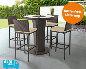 Home Casual Barset 5-teilig