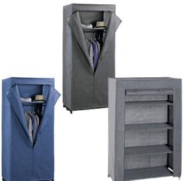 Home Creation Kleiderschrank und Regal