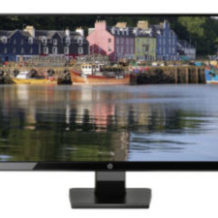 HP 27w 27-Zoll Full-HD Monitor im Real Angebot ab 23.9.2019 - KW 39