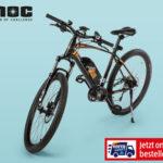 INOC E-MTB mit Mittelmotor im Angebot bei Hofer 30.3.2020 - KW 14