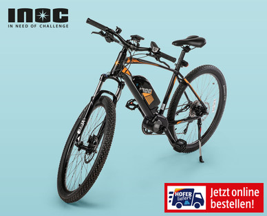 Photo of Hofer 30.3.2020: INOC E-MTB mit Mittelmotor im Angebot