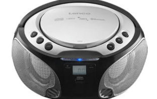 Lenco SCD-550SI Bluetooth-Stereo-CD-Radio