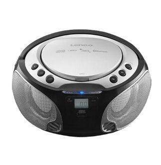 Lenco SCD-550SI Bluetooth-Stereo-CD-Radio: Real Angebot ab 23.7.2018 – KW 30