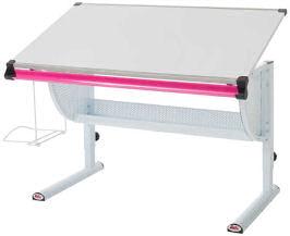 Links Schreibtisch Lenka und Schreibtischstuhl im Kaufland Angebot ab 12.7.2018 – KW 28