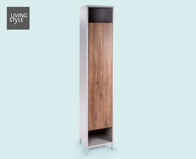 Living Style Badezimmer-Hochschrank im Hofer Angebot ab 19.7.2018 – KW 29