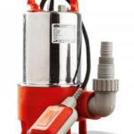 Norma 30.3.2020: Mauk Schmutzwasser-Tauchpumpe INOX 1100 im Angebot
