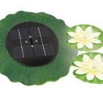 Mauk Solar-Springbrunnenpumpe im Angebot bei Norma 4.5.2020 - KW 19