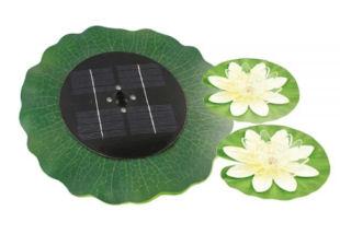Mauk Solar-Springbrunnenpumpe