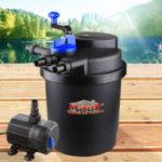 Norma 4.5.2020: Mauk Teichdruckfilter-Komplett-Set im Angebot
