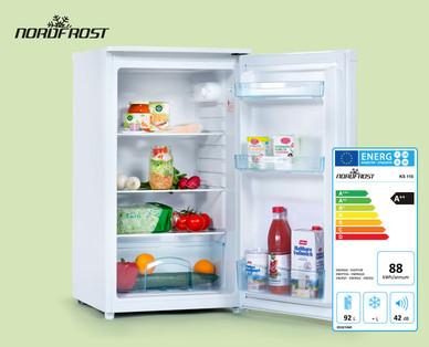 Nordfrost Table-Top-Kühlschrank im Hofer Angebot 5.8.2019 | KW 32