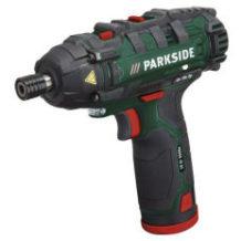 Parkside PDSSA 12 A1 Akku-Schrauber für 39,99€ bei Lidl