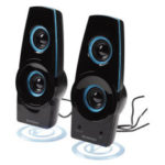 Silvercrest SLB 1.2 E3 Aktiv-Lautsprecher für 6,99€ bei Lidl