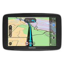 TomTom Start 62 EU Navigationssystem im Angebot » Real 6.1.2020 - KW 2