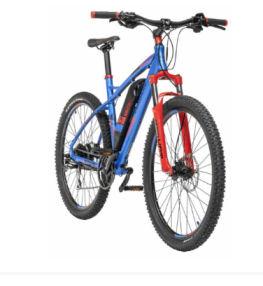 Zündapp S100 Alu-E-Mountainbike im Real Extrablatt am 13.7.2018 – KW 28