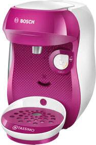 Bosch Tassimo Happy TAS 1001 Multi-Getränkesystem Pink