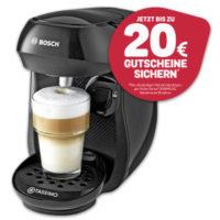 Bosch Tassimo Happy TAS 1001/2 Multi-Getränkesystem im Penny Markt Angebot ab 16.8.2018 – KW 33