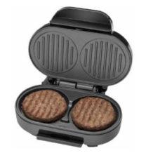 Clatronic HBM 3696 Hamburger-Grill im Real Angebot