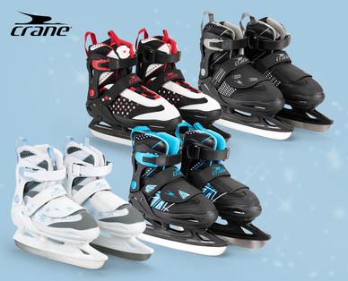 Crane Kinder- und Jugend-Eislaufschuhe
