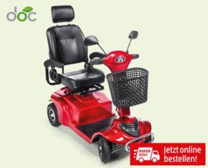 Doc Green Elektromobil im Hofer Angebot
