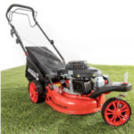 PowerTec Garden Benzin-Rasenmäher Eco Wheeler Trike 410 im Angebot » Norma 27.8.2018 - KW 35