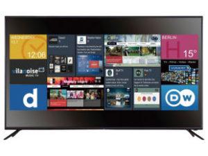 JTC Galaxis 6.5 UHD 4K Smart-TV Fernseher