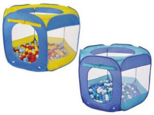 Playtive Junior Spielzelt mit 250 Bällen