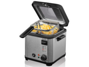 Silvercrest SFM 850 A2 2-in-1 Mini-Fritteuse