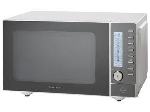 Silvercrest SMW 900 EDS C6 Edelstahl-Mikrowelle