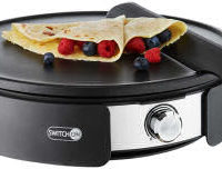 Switch On CA-A0201 Crepes-Maker im Kaufland Angebot ab 9.8.2018 – KW 32