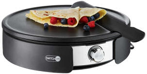 Switch On CA-A0201 Crepes-Maker im Angebot | Kaufland 31.10.2019 - KW 44