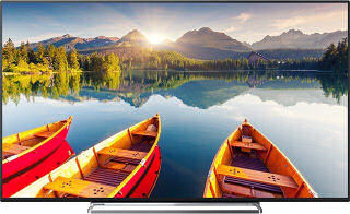 Toshiba 55U6863DA 55-Zoll Ultra-HD Fernseher im Angebot bei Real 8.10.2018 - KW 41