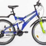 Real 7.9.2020: Zündapp Blue 3.0 Fully Mountainbike im Angebot