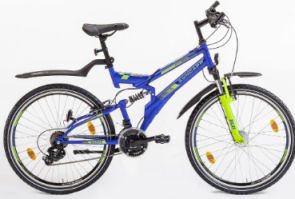 Zündapp Blue 3 0 Mountainbike