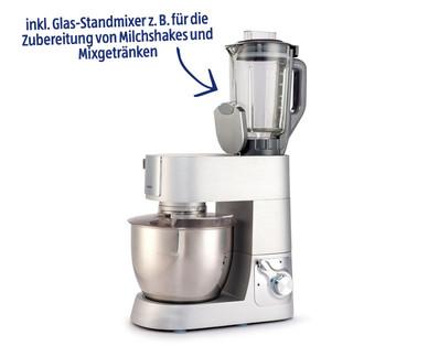 Hofer | Ambiano Profi-Küchenmaschine GT-PKM-03 für 149€ im Angebot