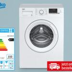 Hofer 17.9.2020: Beko Waschmaschine Frontlader Slim im Angebot