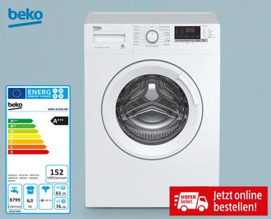 Beko Waschmaschine Slim Hofer Angebot Ab 17 9 2018 Kw 38