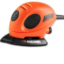 Black and Decker KW 161 BC Schleif-Mouse: Real Angebot ab 10.9.2018 - KW 37