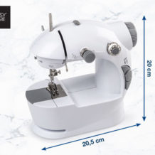 EasyHome Mini-Nähmaschine: Hofer Angebot ab 23.9.2019 - KW 39