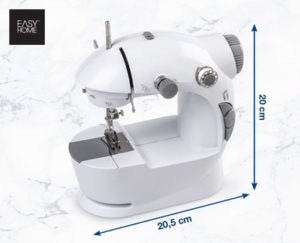 EasyHome Mini-Nähmaschine