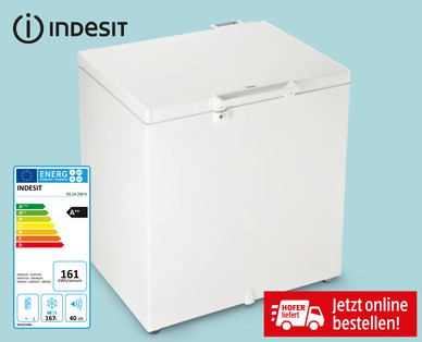 Photo of Hofer 30.9.2019: Indesit Gefriertruhe im Angebot