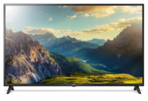 Real: LG 43UK6200PLA 43-Zoll Ultra-HD Fernseher im Angebot